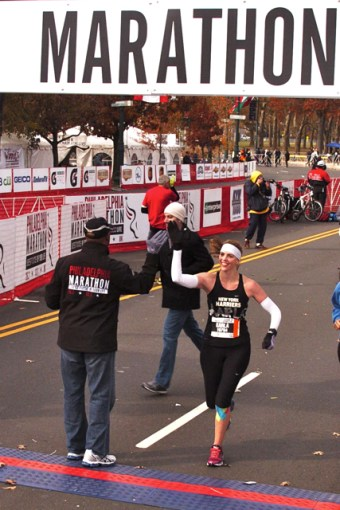Philadelphia Marathon, running goals, resolutions