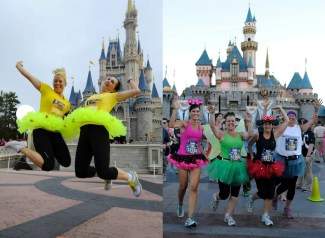 run Disney, Disney running