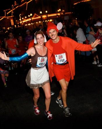 Walt Disney World Marathon, run Disney, Disney running, running costumes, running costume, Cinderella