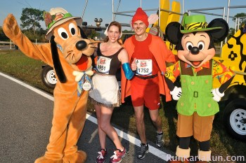 Race Report: Walt Disney World Marathon 2013