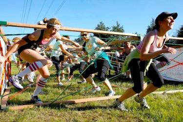 obsctacle runs, osctacle course races, 5K