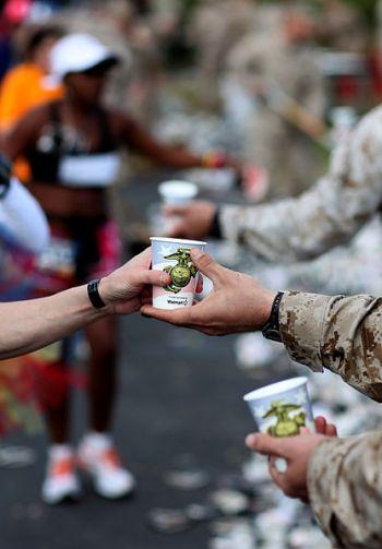 Marine Corps Marathon lottery