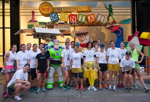 runDisney, Disney running, Walt Disney World Marathon, Desiree Davila