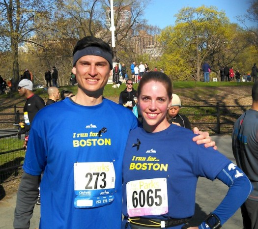 Run For Boston, Boston Marathon, Run For The Parks