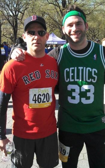 Boston Marathon, Run For the Parks, NYRR, Run For Boston