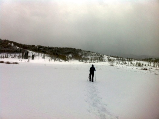 showshoeing, snowshoe, Colorado