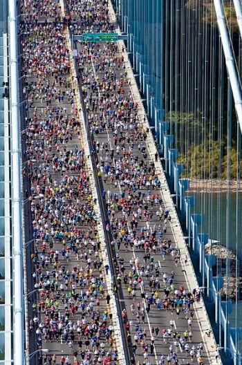 TCS New York City Marathon 2014