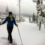 Snowshoeing in Colorado's Rocky Mountains