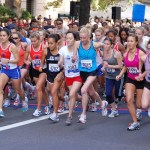 Celebrating Women At NYRR's New York Mini 10K