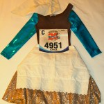 And My Running Costume For Disney Marathon Is…