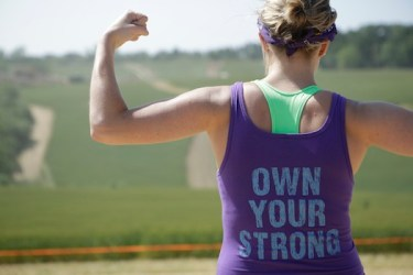 obstacle course races, women's running, women's obstacle race