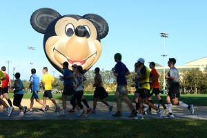 runDisney, Walt Disney World Marathon, charity