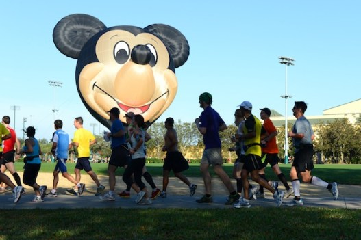 runDisney, Walt Disney World Marathon 2014, charity