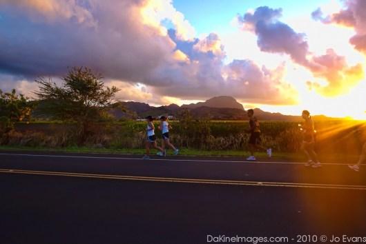 Kaua'i Marathon, Kaua'i Half Marathon
