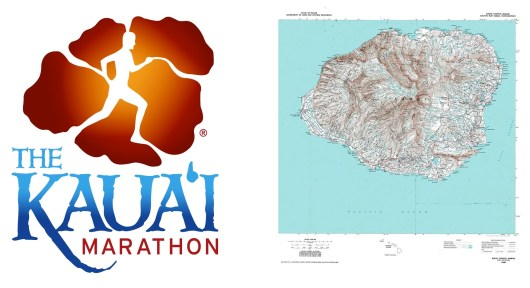 Kaua'i Marathon, running tattoo