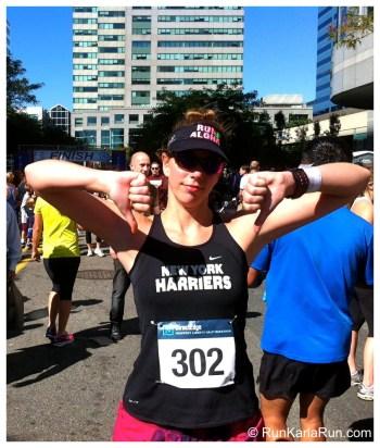 Newport Liberty Half Marathon