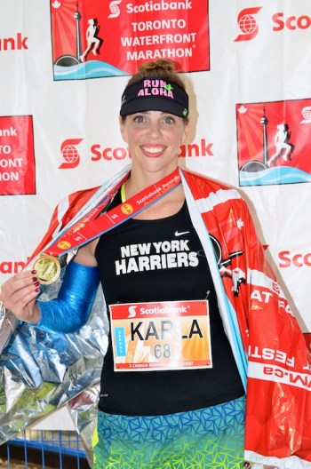 Toronto Waterfront Marathon, year in review
