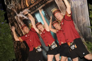 Twilight Zone Tower of Terror 10-Miler, runDisney