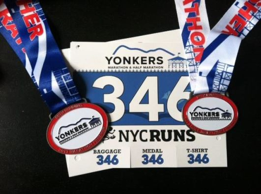 Yonkers Marathon, Yonkers Half Marathon