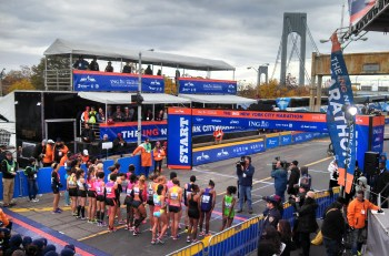 2013 ING New York City Marathon, marathon news