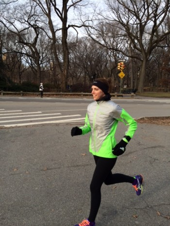 runner's world holiday running streak, Central Park