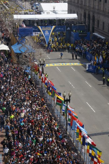 2014 Boston Marathon
