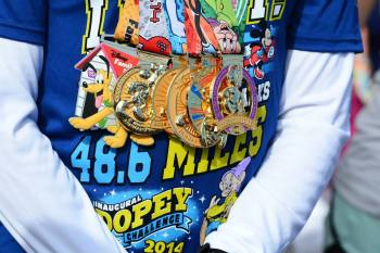 Walt Disney World Marathon 2015 By The Numbers