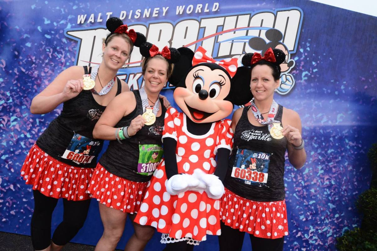 Run the Walt Disney World Marathon 2015 with Charity