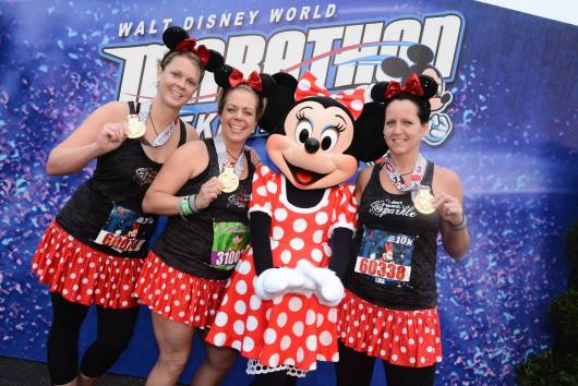 Run Walt Disney World Marathon 2015 Races For Charity