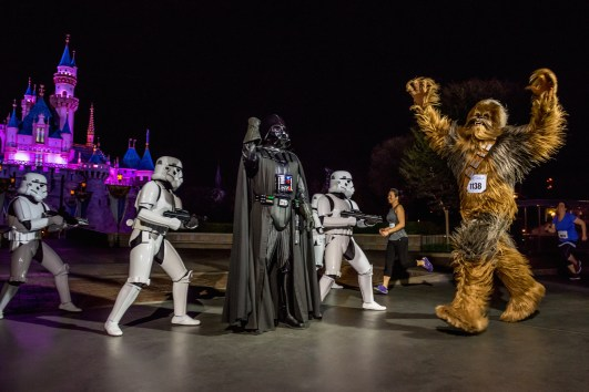 Run The Sold-Out Star Wars Disney Races With Charity or Tour Group