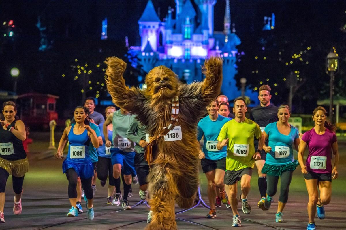 Star Wars Disney Half Marathon Registration Opens