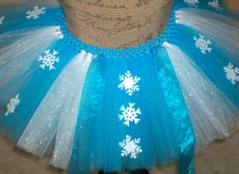 Tutu-Da-Lu Elsa Frozen Tutu