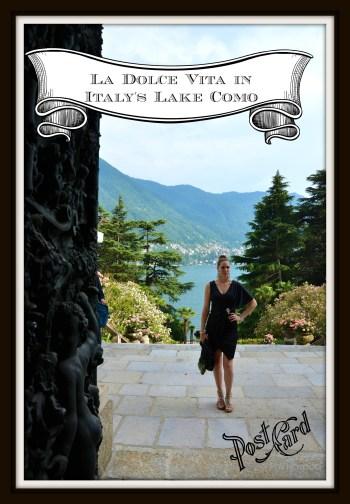 La Dolce Vita in  Italy's Lake Como