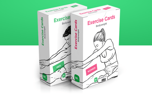 WorkoutLabs Exercise Cards Make Workouts Simple