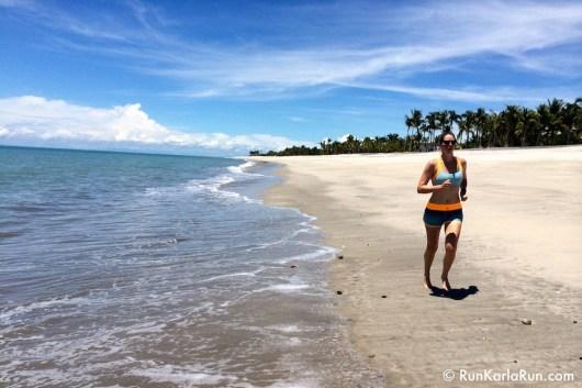 Panama Beach Run! From: Marathon Training Derailed? Get Right Back On Track