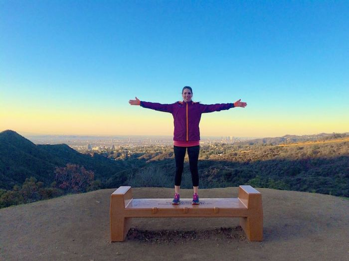 A Griffith Park Run To The Hollywood Sign