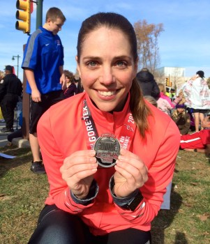 Running Tips For Winter, Streaking + Negative Splits--Race Report: GORE-TEX Philadelphia Half Marathon 2014