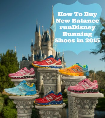 How To Buy New Balance Disney Running Shoes in 2015