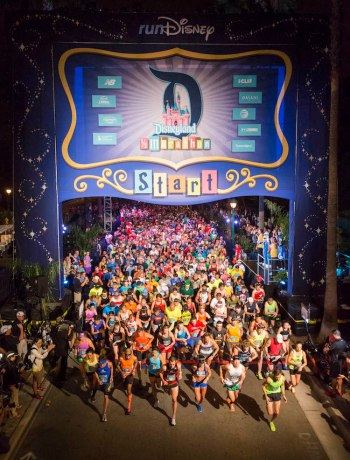Disneyland Half Marathon 2015 Registration Opens