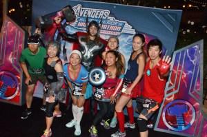 Avengers Super Heroes Half Gets 10K, New Challenge