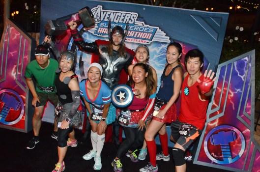 Avengers Half Marathon Registration Opens