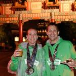 Disney Wine and Dine Half Marathon 2015 Charity Bibs