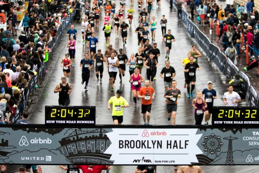 Airbnb Brooklyn Half Largest Half-Marathon in U.S.