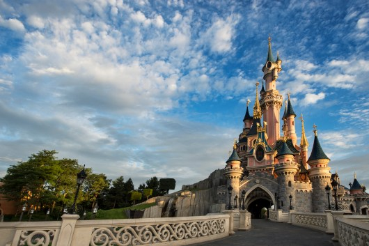Disneyland Paris Half Marathon Registration Information