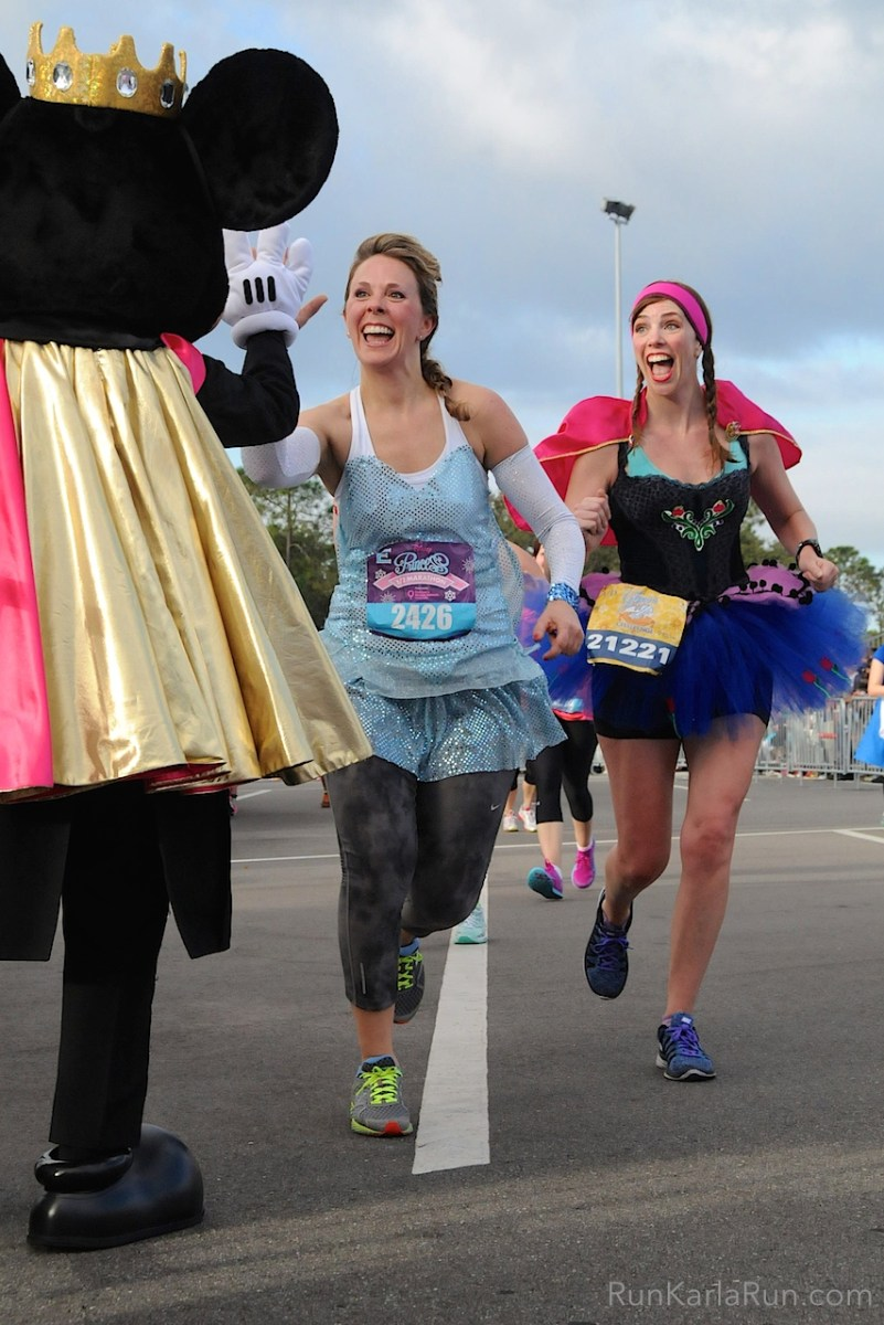 Race Report: Disney Princess Half Marathon