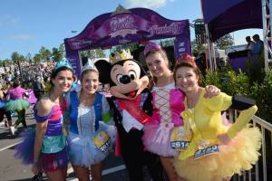 Run Disney Princess Half Marathon 2016 For Charity