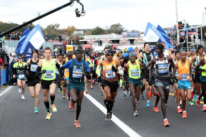 How To Watch The TCS New York City Marathon 2015