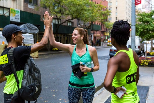 Nike+ Run Club Offers Personal Pacers Via Uber