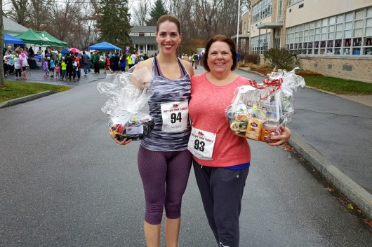 Race Report: Trot Off Your Turkey 5K 2015 Turkey Trot