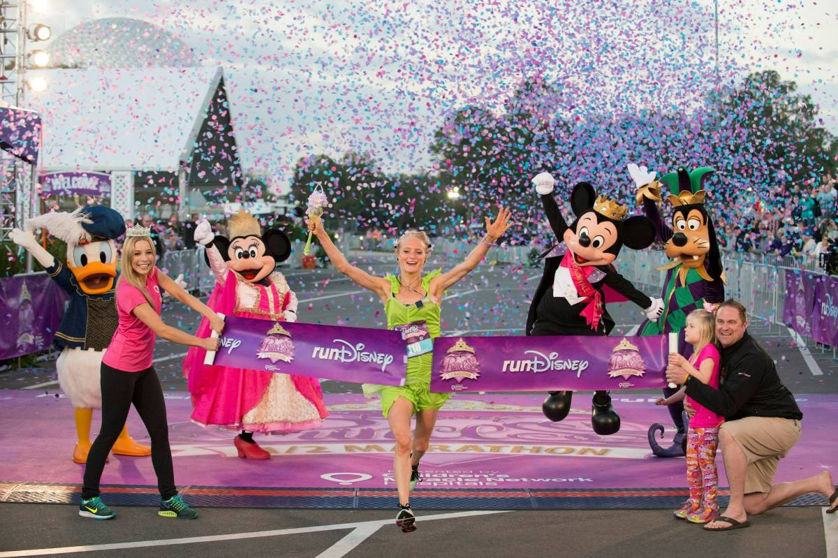 Disney Princess Half Marathon 2016 By The Numbers